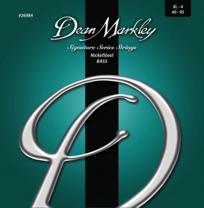 Dean Markley Nickel Steel 2608A Extra Light 40-95 struny do gitary basowej