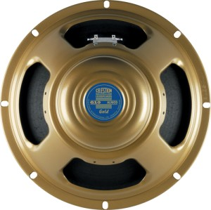 "CELESTION G10 GOLD 16Ohm Głośnik 10"", 40W"