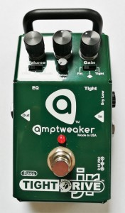 Amptweaker Bass Tight Drive JR Overdrive efekt gitarowy B-stock