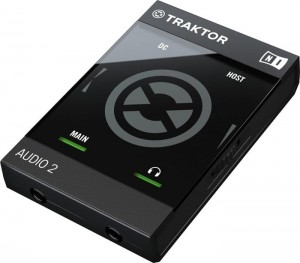 Native Instruments TRAKTOR AUDIO 2 MK2 interfejs audio