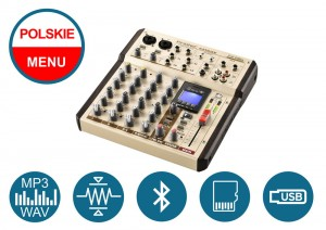 PHONIC AM6GE mikser