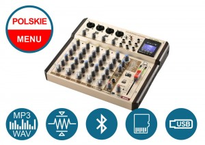PHONIC AM8GE mikser