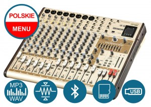PHONIC AM14GE mikser