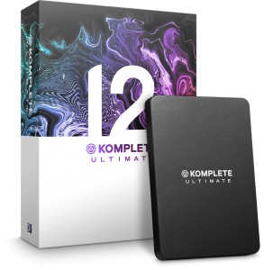Native Instruments  KOMPLETE 12 ULTIMATE UPGRADE Z KOMPLETE 2-12 oprogramowanie