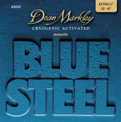 Dean Markley Blue Steel Acoustic 2032 XL 10-47 struny do gitary akustycznej