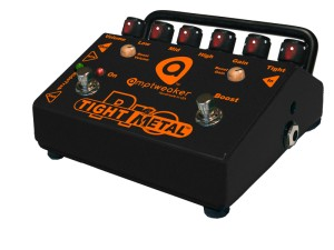 Amptweaker TIGHT METAL PRO efekt gitarowy
