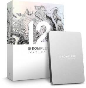 Native Instruments KOMPLETE 12 Ultimate Collectors Edition Upgrade z Komplete Ultimate 8-12 oprogramowanie