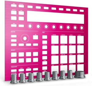 Native Instruments MASCHINE CUSTOM KIT pink